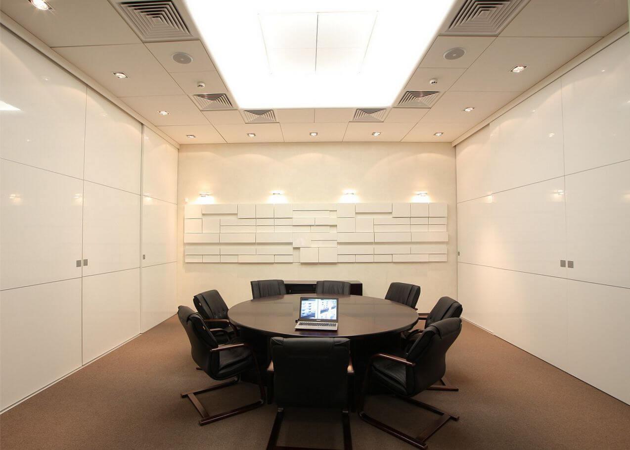 Офис «Налоговая Будущего» для центрального аппарата ФНС РФ.